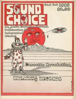 Sound Choice, No.3, Fall 1985