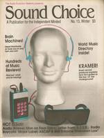 Sound Choice, No.13, Winter 1990